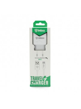 Chargeur Inkax CD-01 2.4A Type-C